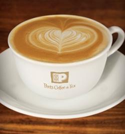 Peet's Cappuccino