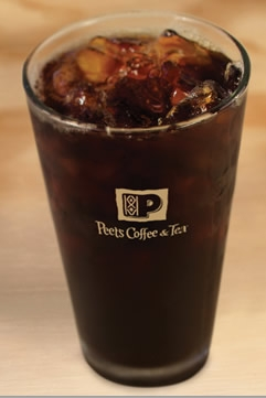 Peet's Iced Coffee