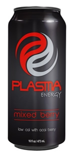 Plasma Energy Drink