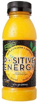 Positive Energy Juice