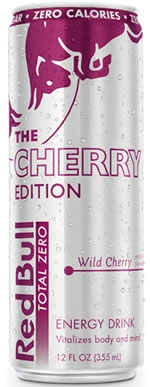 Red Bull Cherry Edition