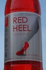 Red Heel Drink