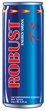 Robust Energy Drink