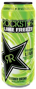 Rockstar Lime Freeze