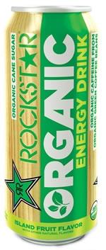 Rockstar Organic Energy Drink