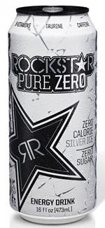 Rockstar Pure Zero Energy Drink