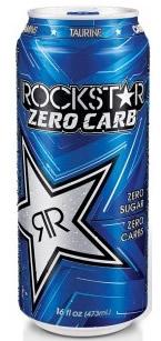 Rockstar Zero Carb