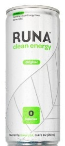 Runa Clean Energy Drink