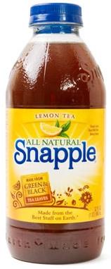 Snapple Tea