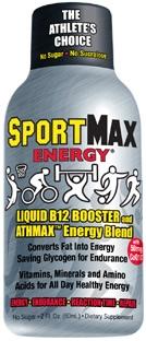 Sport Max Energy Shot