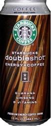 Starbucks Doubleshot Energy + Coffee