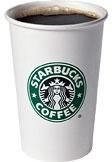 Starbucks Grande Caffe Americano