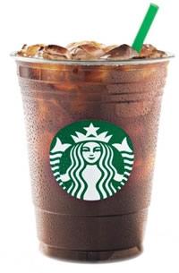 Starbucks Iced Espresso