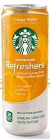 Starbucks Refreshers Canned