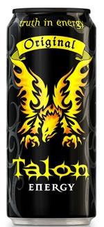 Talon Energy Drink