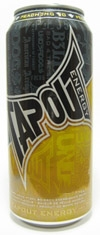 TAPOUT Energy Drink