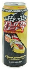 Turn Left Energy Drink