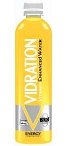Vidration Enhanced Water