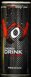 XOX Energy Drink